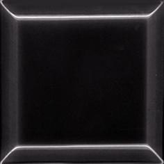 Metro-Fliesen schwarz 1210MW90