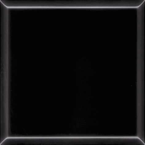 Metro Fliesen schwarz 1220MW90