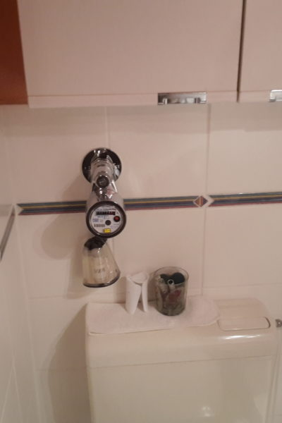 Gäste-WC alt