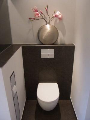 Gäste WC Inspiration Deko