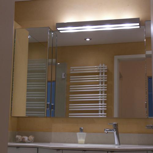 spots im badezimmer spots im badezimmer spanndecke mit spots im minibad schne wandlampen im. Black Bedroom Furniture Sets. Home Design Ideas
