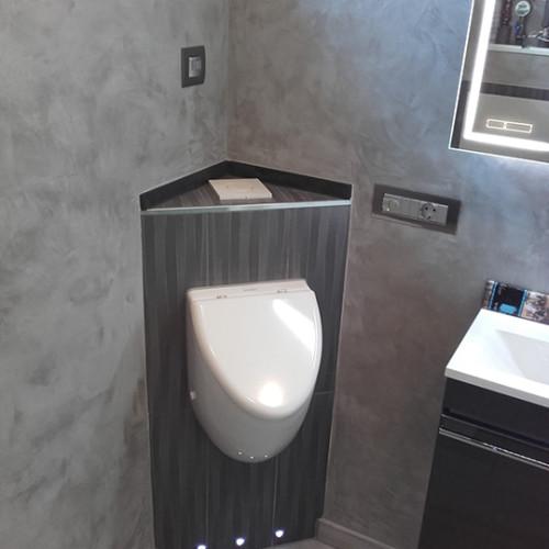 Urinal mit Beleuchtung