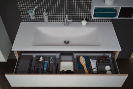 Aufbewahrung Waschbecken