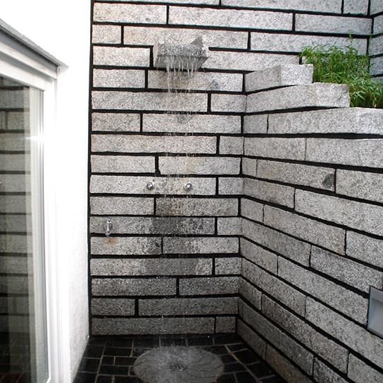 aussen-dusche