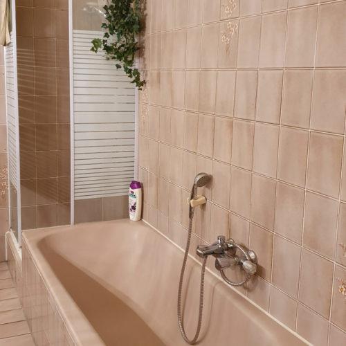 Alte Badewanne Badbeispiel