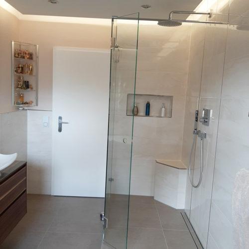 Badbeispiel neues Badezimmer