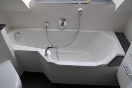 Badewanne Minibad modern