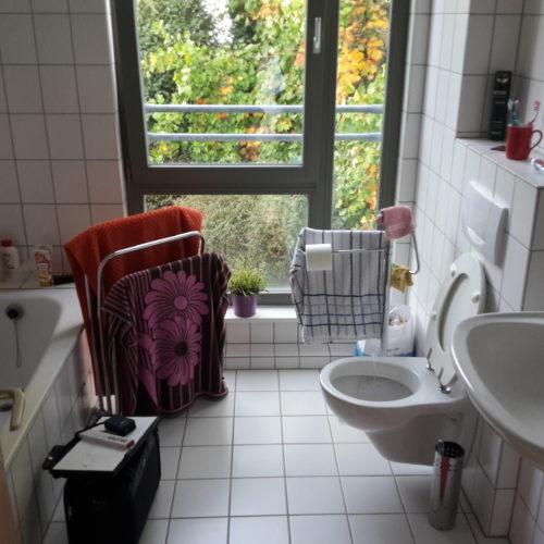 Badezimmer alt
