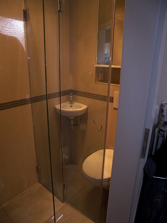 Duschbad auf 1,2 Quadratmeter (Bad 051) - Bäder Dunkelmann