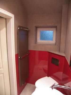 Farben Gäste WC