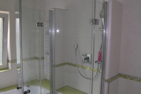 Farben Dusche Kleines Badezimmer