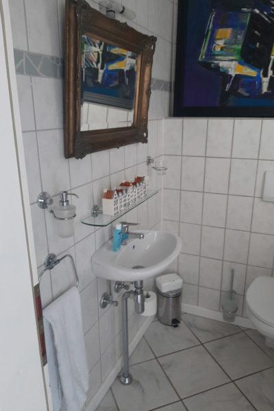 altes Gäste WC