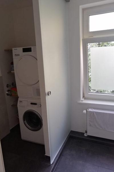 Trockner Waschmaschine Badezimmer