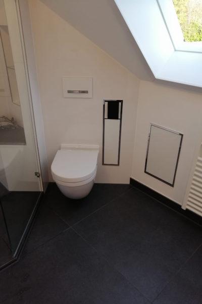 WC neu