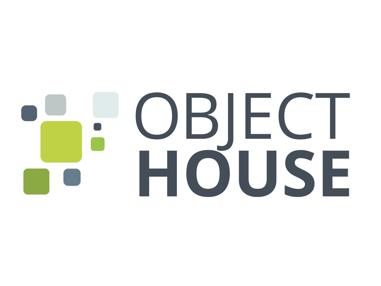 Logo OBJECT HOUSE