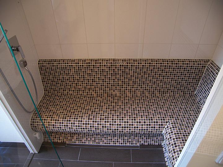 individuelles dampfbad mit glasfront bad 003 b der. Black Bedroom Furniture Sets. Home Design Ideas