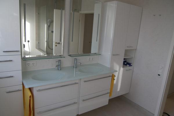 Stauraum Waschtisch Schrank Badezimmer
