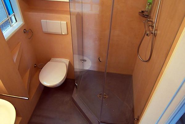 Duschpodest Minibad