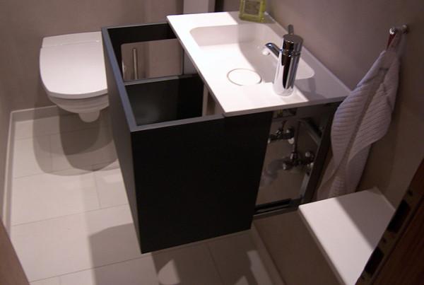Gäste WC Waschtisch