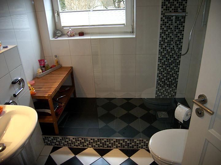 Mit Mosaikfliesen Akzente Setzen (bad 026) - Bäder Dunkelmann Mosaik Akzente Badezimmer