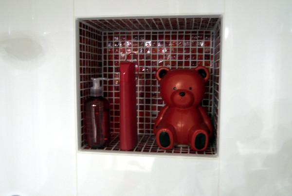 Mosaik Duschnische