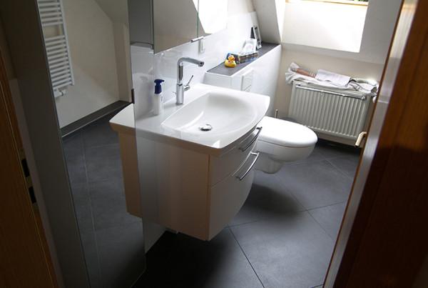 Modernes 5,7qm Badezimmer (Bad 069)